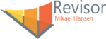 mikael revisor logo
